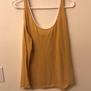 Old navy cropped tank top